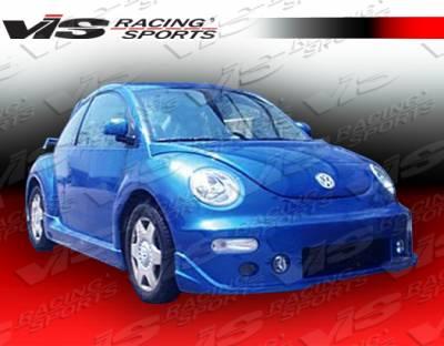 VIS Racing - Volkswagen Beetle VIS Racing TSC-2 Side Skirts - 98VWBEE2DTSC2-004