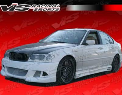 VIS Racing - BMW 3 Series VIS Racing RC Design Side Skirts - 99BME462DRCD-004