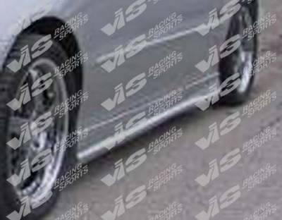 VIS Racing - Honda Odyssey VIS Racing Tracer Side Skirts - 99HDODY4DTRA-004