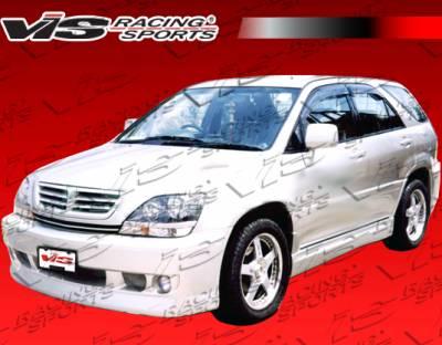 VIS Racing - Lexus RX300 VIS Racing G Speed Side Skirts - 99LXRX34DGSP-004