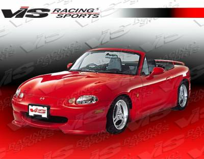 VIS Racing - Mazda Miata VIS Racing Magnum Side Skirts - 99MZMX52DMAG-004