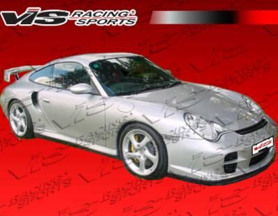 VIS Racing - Porsche 911 VIS Racing D2 Side Skirts - 99PS9962DD2-004