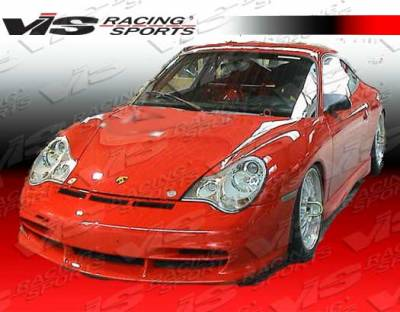 VIS Racing. - Porsche 911 VIS Racing GT3 Side Skirts - 99PS9962DGT3-004