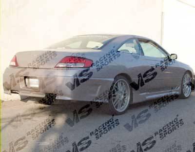 VIS Racing - Toyota Solara VIS Racing Octane Side Skirts - 99TYSOL2DOCT-004