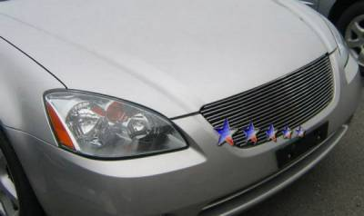 APS - Nissan Altima APS Billet Grille - Upper - Aluminum - N85406A