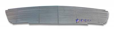 APS - Nissan Altima APS Billet Grille - Upper - Stainless Steel - N85411S