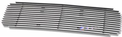APS - Nissan Armada APS Billet Grille - Bumper - Stainless Steel - N85413S