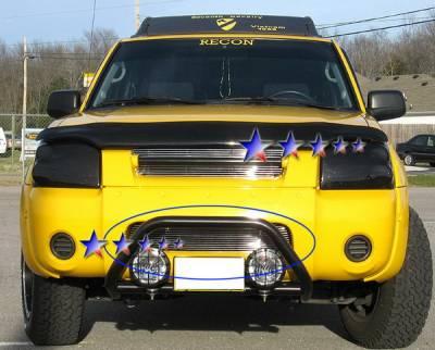 APS - Nissan Frontier APS Billet Grille - Bumper - Stainless Steel - N85420S