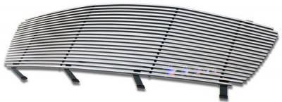 APS - Infiniti FX45 APS Billet Grille - Upper - Stainless Steel - N85606S