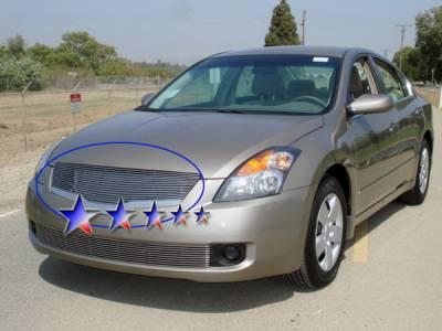 APS - Nissan Altima APS Billet Grille - Upper - Aluminum - N86565A