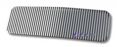APS - Nissan Armada APS CNC Grille - Bumper - Aluminum - N95413U