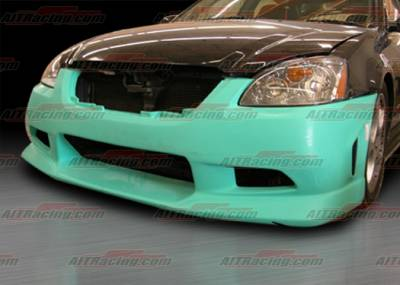 AIT Racing - Nissan Altima AIT Racing C-Weapon Style Front Bumper - NA02HICWSFB