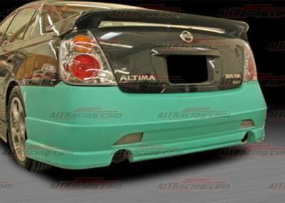 AIT Racing - Nissan Altima AIT Racing C-Weapon Style Rear Bumper - NA02HICWSRB
