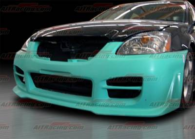 AIT Racing - Nissan Altima AIT Racing R34 Style Front Bumper - NA02HIR34FB
