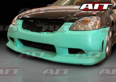 AIT Racing - Nissan Altima AIT CW Style Front Bumper - NA03HICWSFB