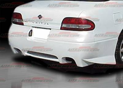 AIT Racing - Nissan Altima AIT Racing EVO Style Rear Bumper - NA93HIEVO2RB