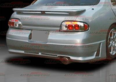 AIT Racing - Nissan Altima AIT Racing R34 Style Rear Bumper - NA93HIR34RB