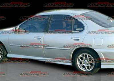 AIT Racing - Nissan Altima AIT Racing Extreme Style Side Skirts - NA98HIEXSSS