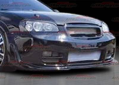 AIT Racing - Nissan Maxima AIT Racing R34 Style Front Bumper - NM00HIR34FB