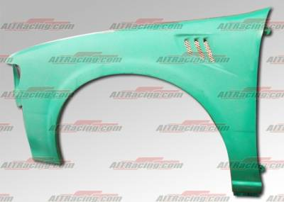 AIT Racing - Nissan Maxima AIT Racing MLB Style Fenders - NM95HIMLBFF