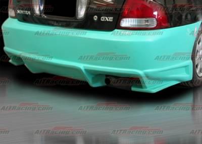 AIT Racing - Nissan Sentra AIT Racing BMX Style Rear Bumper - NS00HIBMXRB