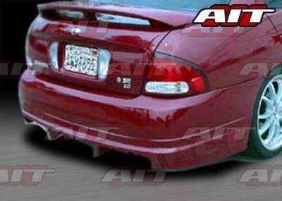 AIT Racing - Nissan Sentra AIT FLS Style Rear Bumper - NS00HIFLSRB