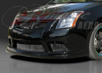 AIT Racing - Nissan Sentra BMagic Pulse Style Front Bumper - NS07BMIMPFB