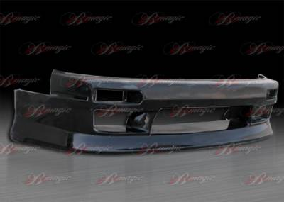 AIT Racing - Nissan Silvia AIT Racing D1 Style B-Magic Front Bumper - NS1389BMD1SFB