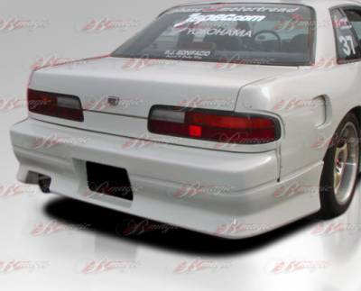 AIT Racing - Nissan Silvia AIT Racing D1 Style Rear Bumper - NS1389BMD1SRB
