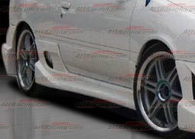 AIT Racing - Nissan 200SX AIT Racing Drift Style Side Skirts - NS95HIDFSSS