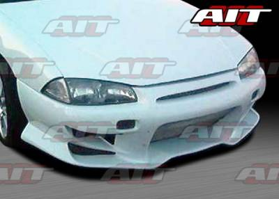 AIT Racing - Pontiac Grand Am AIT Combat Style Front Bumper - PG92HICBSFB