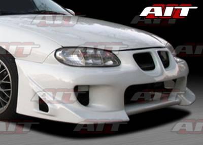 AIT Racing - Pontiac Grand Am AIT Combat Style Front Bumper - PG96HICBSFB