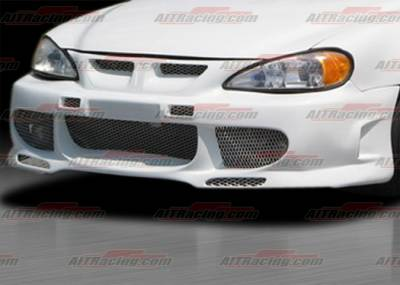 AIT Racing - Pontiac Grand Am AIT Racing Showoff Style Front Bumper - PG99HISOSFB