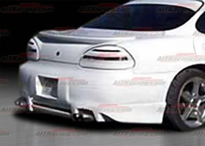 AIT Racing - Pontiac Grand Prix AIT Racing Soto Style Rear Bumper - PGP97HISOSRB