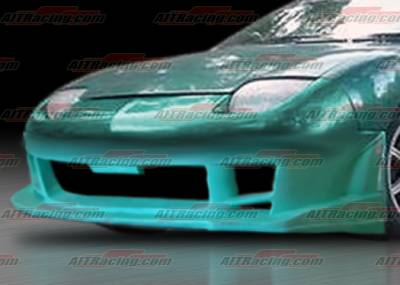 AIT Racing - Pontiac Sunfire AIT Racing BMX Style Front Bumper - PS95HIBMXFB