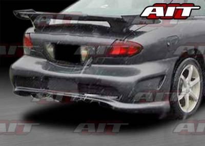 AIT Racing - Pontiac Sunfire AIT VS2 Style Rear Bumper - PS95HIVS2RB