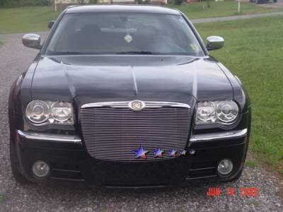 APS - Chrysler 300 APS Billet Grille - Upper - Aluminum - R85300A