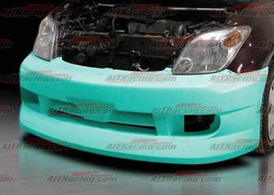 AIT Racing - Scion xA AIT Racing FAB Style Front Bumper - SA04HIFABFB