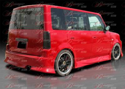 AIT Racing - Scion xB AIT Racing Diablo Style Rear Bumper - SB04BMDIARB