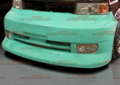 AIT Racing - Scion xB AIT Racing FAB Style Front Bumper - SB04HIFABFB