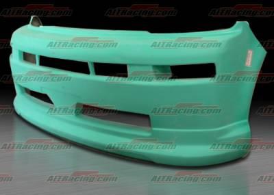 AIT Racing - Scion xB AIT Racing K-Spec Style Front Bumper - SB04HIKENFB