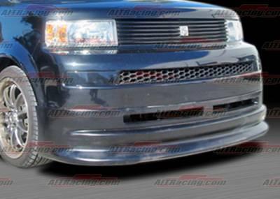 AIT Racing - Scion xB AIT Racing V-Spec Style Front Half Bumper - SB04HIVSSFB