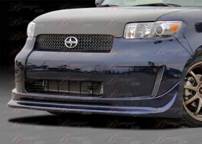 AIT Racing - Scion xB AIT Racing DL Style B-Magic Front Under Spoiler - SB08BMDLSFADU
