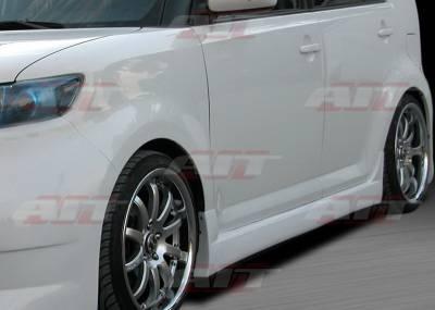 AIT Racing - Scion xB AIT Racing FAB Style Side Skirts - SB08HIFABSS