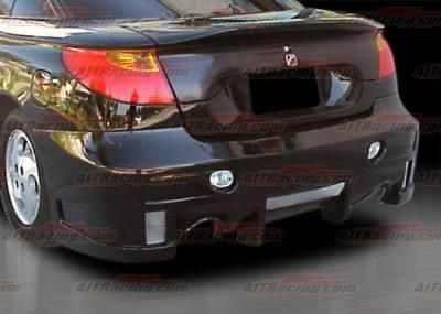 AIT Racing - Saturn SC Coupe AIT Racing EVO Style Rear Bumper - SC01HIEVORB