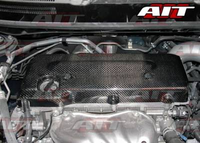 AIT Racing - Scion tC BMagic Carbon Fiber Engine Cover - SC04BMEC