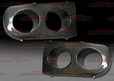 AIT Racing - Scion tC AIT Racing Foglight Housing - SC04HIFABFH2