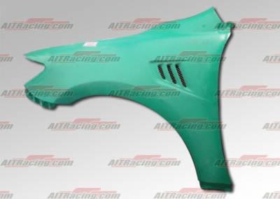 AIT Racing - Scion tC AIT Racing MLB Style Fenders - SC04HIMLBFF
