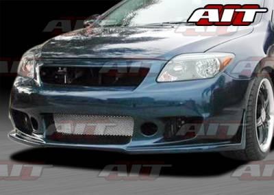 AIT Racing - Scion tC AIT Zen Style Front Bumper - SC04HIZENFB