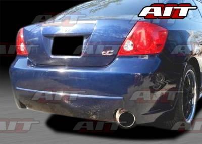 AIT Racing - Scion tC AIT Zen Style Rear Bumper - SC04HIZENRB